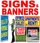 Northridge Print Signs and Banners